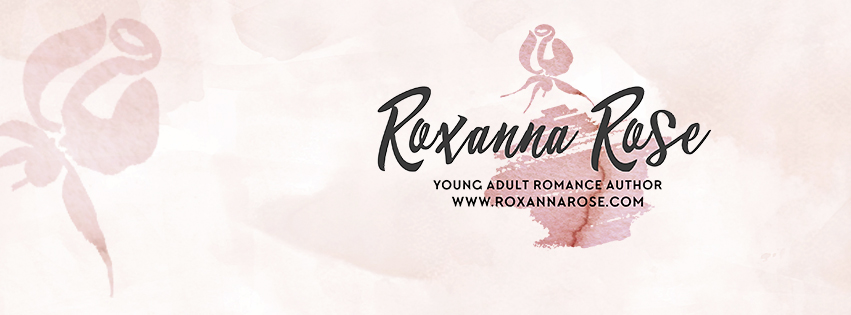 YA author Roxanna Rose's new look!