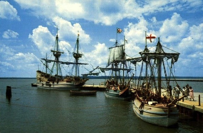 Landfall at Jamestown,...