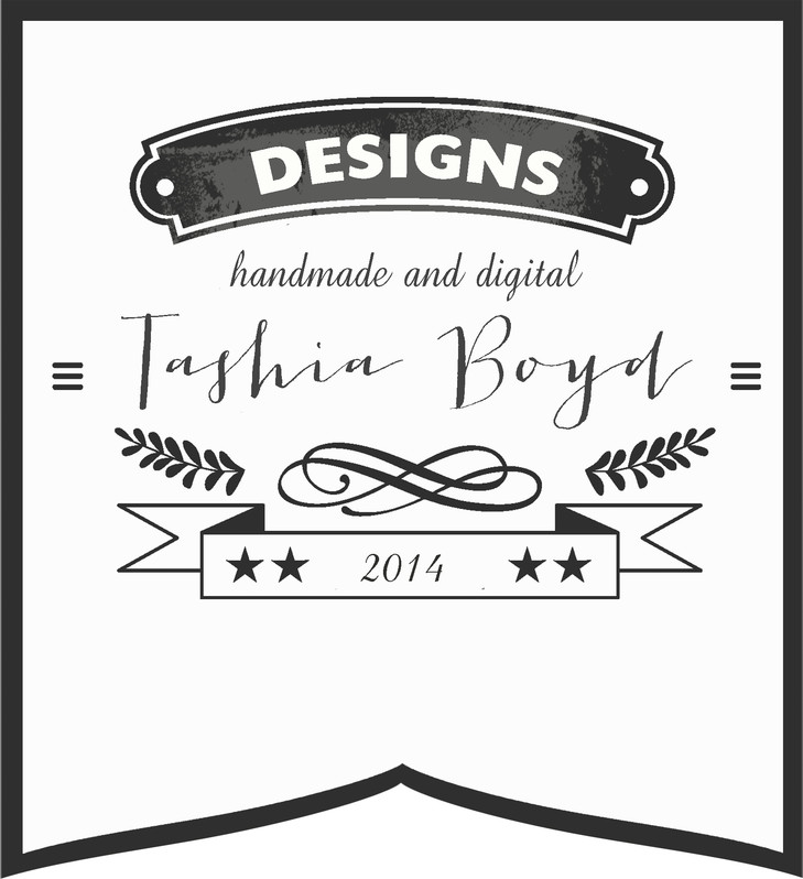 Tashia Boyd Designs Badge